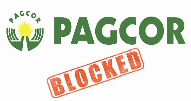 Pagcor Blocked Gambling Licenses