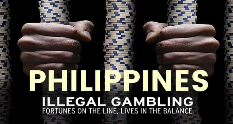 Crackdown On Illegal Gambling In The Philippines