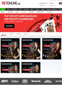 Betonline Live Dealer Casino