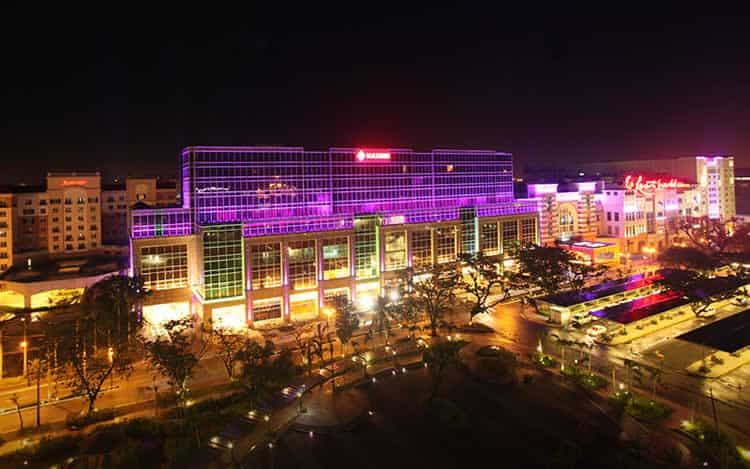 Resorts World Casino in Manilla