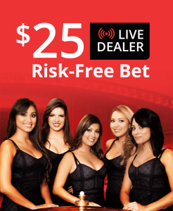 BetOnline Risk Free Bet