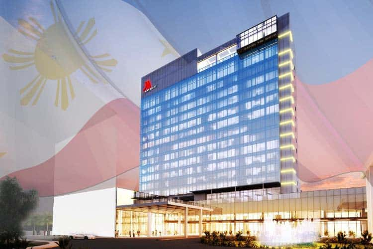 A new hotel coming to the Philippines