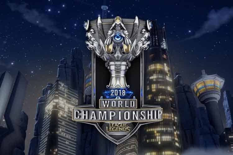 League of Legends Championship promo