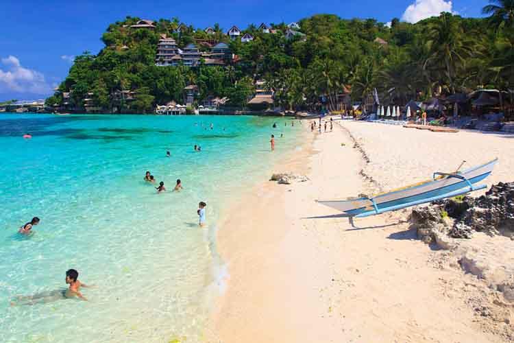 Boracay Tourist Island