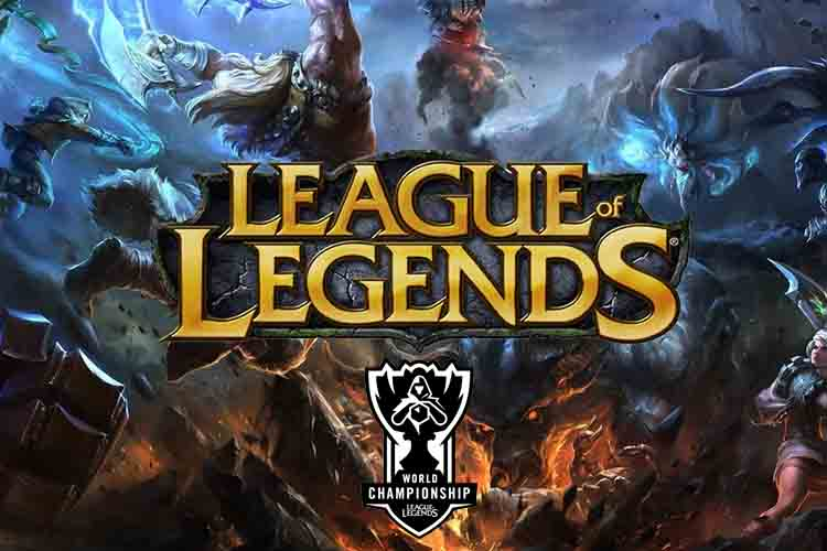 World Championship League of Legends logo
