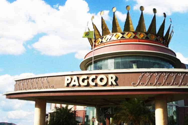 PAGCOR casino during the day