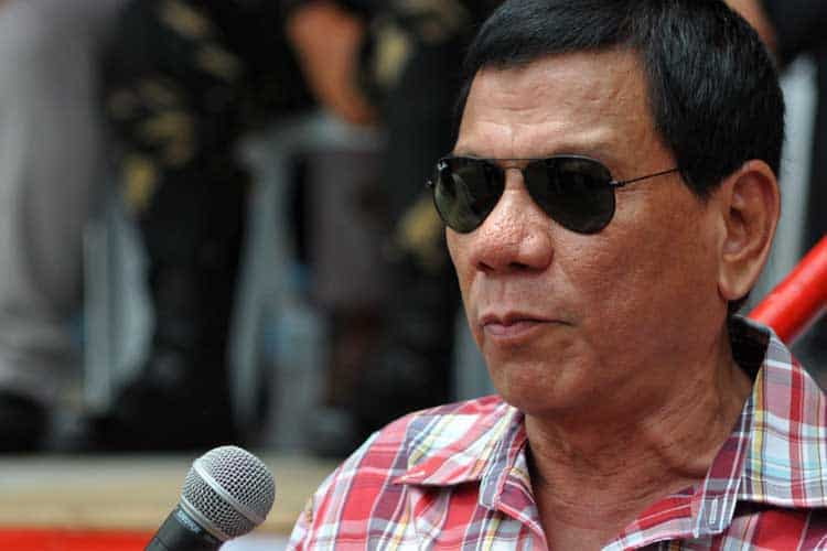 President Duterte Sunglasses