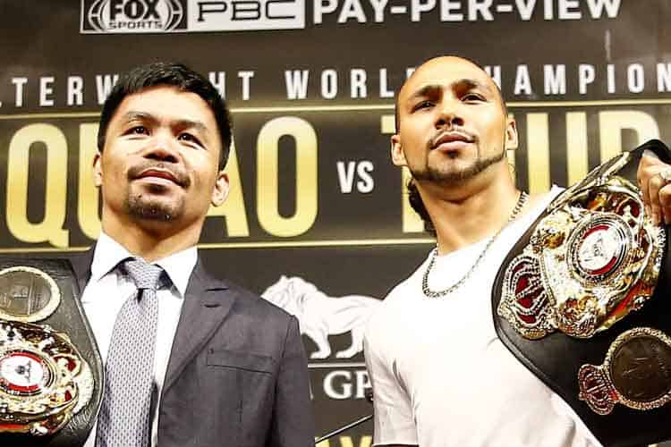 Pacman and Thurman
