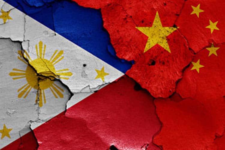 PH and China cracks