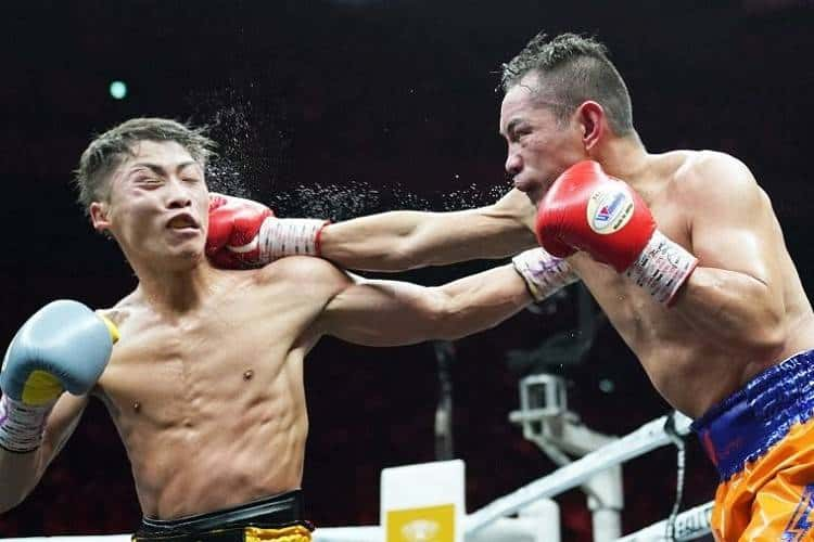 inoue defeats donaire for title