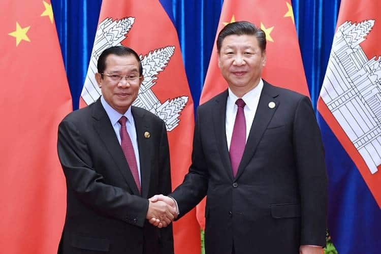 hun sen xi jinping antigambling crackdown