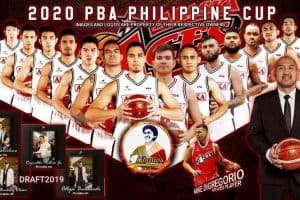 promotional poster for 2020 philippine cup restart