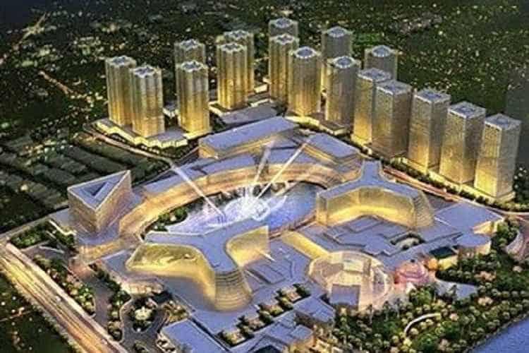 entertainment city in metro manila philippines